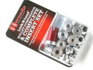 Hornady B14 14 Piece Lock N Load Bullet Comparator Complete Insert Set