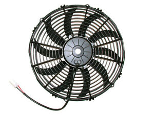 SPAL 13 in 1777 CFM High Performance Electric Cooling Fan PN 30102044