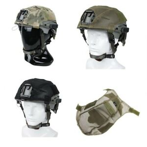 Multicam Helmet Cover for TW Helmet Team wendy Tactical Helmet Protective Cover