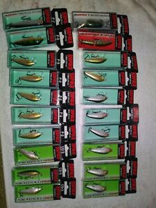 Rapala Lures Lot of 20!!