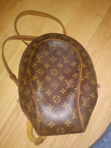 Louis vuittons backpack