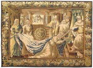 Period Antique 18th Century Old Testament Tapestry with FREE SHIPPING!!!