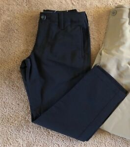 Under Armour Youth Boy's Match Play Golf Pants 1271852 Size XS $65 NWT