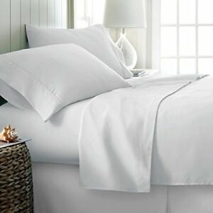 Luxurious Bedding Set 800 Thread Count Pure Cotton