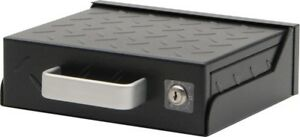 2746 Smittybilt Portable Secure Lock Box with Mounting Sleeve