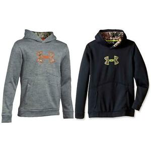 Under Armour 1286129 Boys' Icon Caliber Hoodie