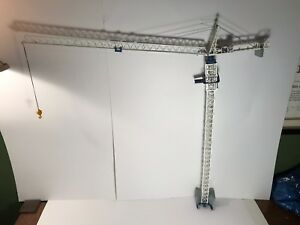 Diecast TOWER  CRANE Construction Model 1:50 Scale