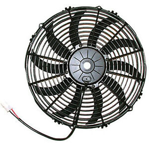 SPAL 13 in 1682 CFM High Performance Electric Cooling Fan PN 30102045