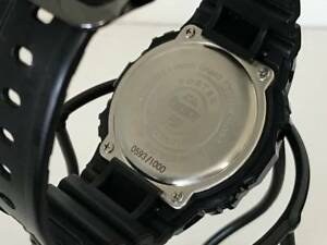 G-SHOCK DW - 5600 PORTER Watch Limited Yoshida Bag  Collaboration Black Y08B