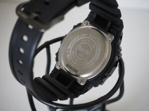 G-SHOCK DW - 5600 PORTER limited Yoshida bag rare black speed watch Y08B