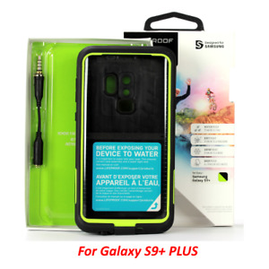 Authentic LifeProof Fre WaterProof Case Cover For Samsung Galaxy S9 OR S9+ PLUS