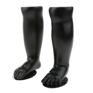 Perfeclan Baby Foot Mannequins Legs Shank Mold for Socks Shoes Display