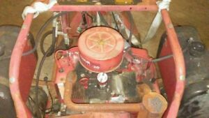 Yazoo Riding Mower with a 20hp Kohler Engine for Parts