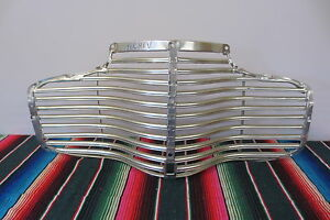 NORS NOS 1941 Chevrolet Chevy COUPE SEDAN Front Grille Grill Trim Molding