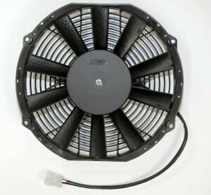 Revotec Universal Slim Line Engine Cooling Fan 9