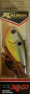 XCALIBUR Xrk50 XRK5032 In WOUNDED CHARTREUSE BREAM Pattern NEW