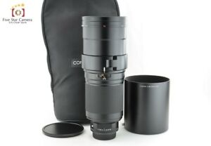 Near Mint!! CONTAX Carl Zeiss Tele Apotessar 400mm f4 T* AF N Mount from Japan