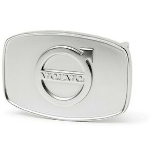 Volvo Construction Equipment Iron Mark Zinc Alloy Mens Belt Buckle