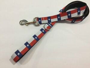 Lone Star State Texas Flag Pet or Dog Leash