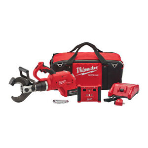 Milwaukee 2776R-21 M18 FORCE LOGIC 3� Underground Cable Cutter Wireless Remote