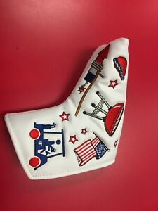 **New Travis Mathew Putter Cover (Patriotic Party)