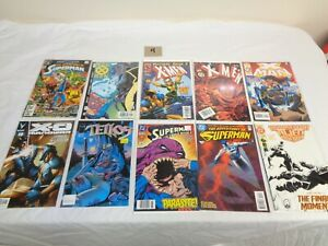 Sealed 10 COMIC BOOKS  LOT COLLECTION  ASSORTED COMIC BOOKS  #4