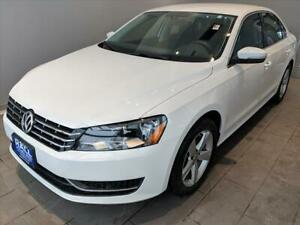 2015 Passat 4DR SDN 2.0L TDI SE 2015 Volkswagen Passat Candy White with 19395 Miles available now!
