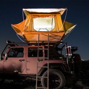 @@ Smittybilt 2783 Roof Top Tent Jeep Truck Camp Overlander Camp with Ladder @@