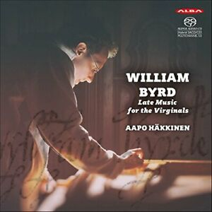 BYRD WILLIAM LATE MUSIC FOR THE VIRGINALS CD GBP 13.90