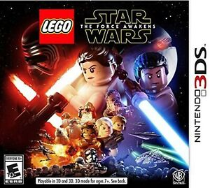 LEGO Star Wars: The Force Awakens - Nintendo 3DS Standard Edition by Warner H...