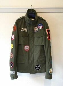 READY MADE Reproduction M-65 Jacket size 44 U.S. Vintage Army M65 Brand New