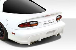 Duraflex LE Designs V2 Rear Bumper 1 Piece for Camaro Chevrolet 93-02 ed_10