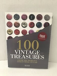 100 VINTAGE TREASURES: FROM WORLDS FINEST WINE CELLAR By Michael jack Chasseuil $84.96