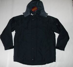 UNDER ARMOUR ColdGear Insulated ELEMENT Hooded Winter JACKET Mens XL Rt $200 NEW