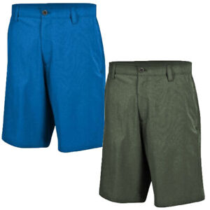 Under Armour Match Play Vented Chambray Golf Shorts - Pick Color