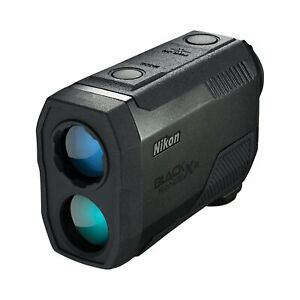 Nikon Optics Black RangeX 4K Laser Rangefinder Black - 16557 - New