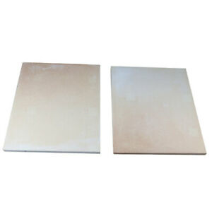 Set of 2 NSF Pizza Oven Stones 26-78″ x 36″x1″ For Bakers Pride Model E-541