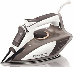 Rowenta DW5080 1700 W Steam Iron with 400-hole Stainless Steel Soleplate,Beige