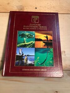 Advanced Bass Fishing Skills: Best Lures Techniques etc 2003 Hardcover