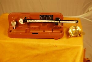 LYMAN OHAUS M5 POWDER AND BULLET SCALE