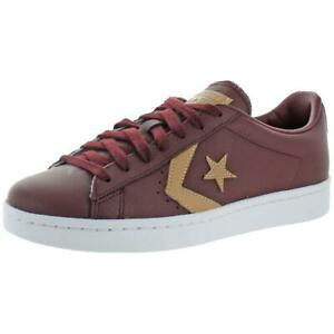 Converse Mens Pro Leather 76 Ox Low Top Fashion Skate Shoes Sneakers BHFO 5791