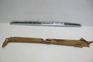 NOS 1955 Ford Fairlane Trunk Lid Molding New Old Stock Original B5A-7042512-A