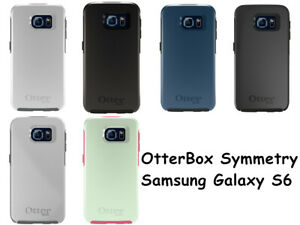 OtterBox Symmetry Series CaseScreen ProtectorMicro Cable For Samsung Galaxy S6