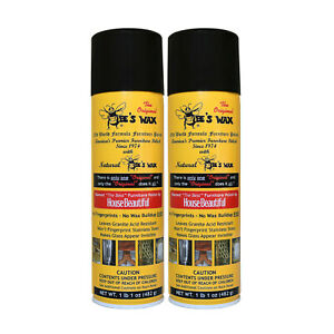 The Original BEE'S WAX Old World Formula Furniture Polish > 2 Pack