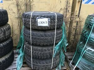 Used Military Tires 37 For Sale