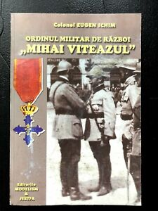 Romania Order of Michael the Brave Ordinul Mihai Viteazul all recipients $125.00