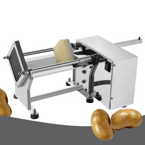 USA Electric Potato French Fry Fruit Vegetable Cutter Cutting Machine 2019