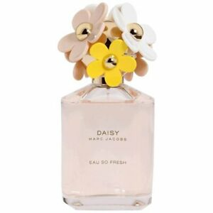 DAISY EAU SO FRESH by Marc Jacobs for her EDT 4.2 oz New tester $36.82
