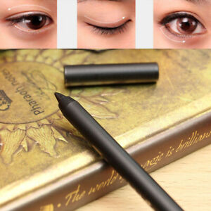 US IMAGIC Womens Black Matte Makeup Waterproof Gel Eyeliner Pencil Pen Liner Eye