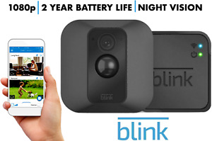 BLINK XT HOME SECURITY CAMERA SYSTEM MOTION DETECTION HD VIDEO 100% AUTHENTIC